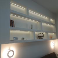 Hangulatvilágítás LED szalaggal