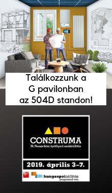 Ledvonal.hu a Construmán