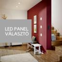 LED panel, de melyik? Megtudhatod, ha kitöltöd LED panel választónkat