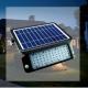 Napelemes (solar) LED lámpatest