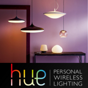 Philips Hue beltéri lámpatest