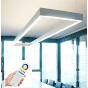 Mi-Light LED lámpatest