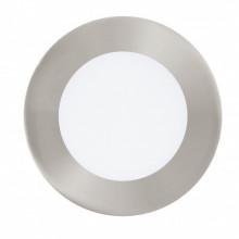 LED panel , 6W , süllyesztett , kerek , dimmelhető , RGB , CCT , nikkel keret , EGLO , Connect , FUEVA-C , 32753