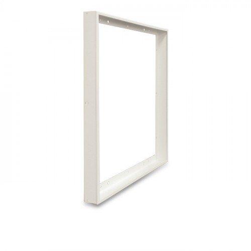Led panel , beépítő keret , KLIKK , 600 x 600 mm , fehér