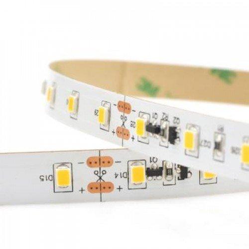 MARATHON LED szalag , áramgenerátoros IC-vel , 24 Volt DC , 2835 , 60 led/m , 5 W/m , természetes fehér , 550 lm/m