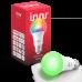 LED lámpa , égő , INNR , E27 , 9.5 Watt , RGB , CCT , dimmelhető , Philips Hue kompatibilis