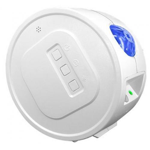 Led projektor , GALAXY Smart , 7.5 watt , multifunkciós , RGB lézer