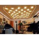 Mennyezeti LED világítás g4-es fényforrásokkal