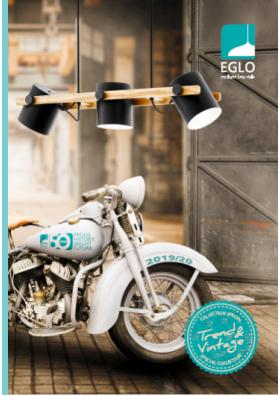 EGLO Vintage katalógus