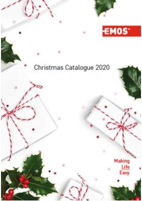 EMOS karácsonyi katalógus