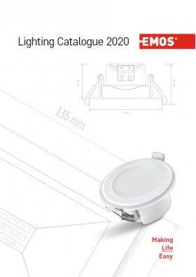 EMOS világítás 2020