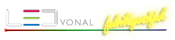 LEDvonal